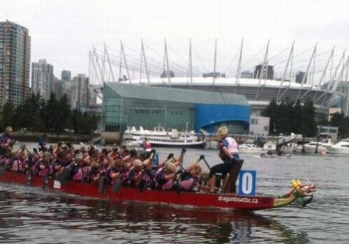 Rio Tinto Alcan Dragon Boat Festival