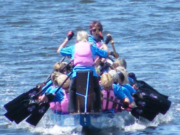 False Creek Women's Regatta