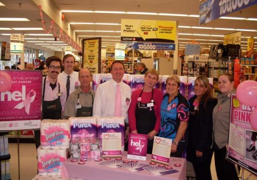 "Safeway ""Think Pink"" Days"