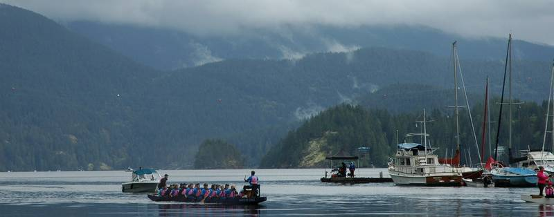 Deep Cove Dash For Charity