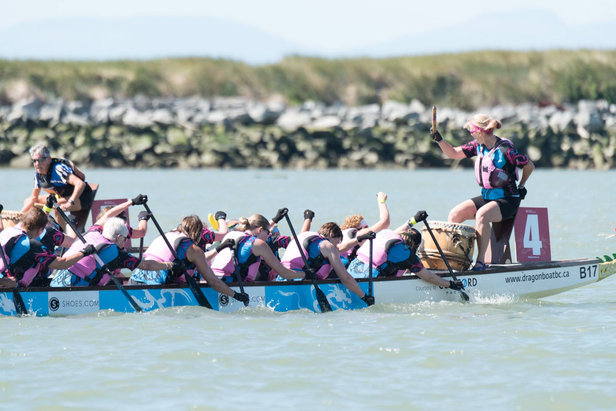 Steveston Dragon Boat Festival