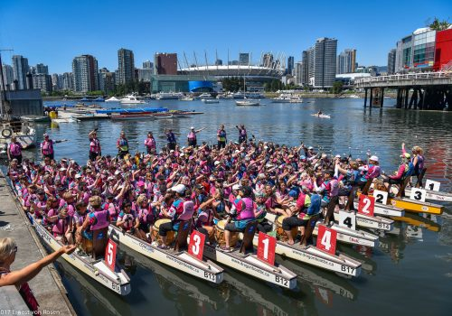 False Creek Women's Regatta