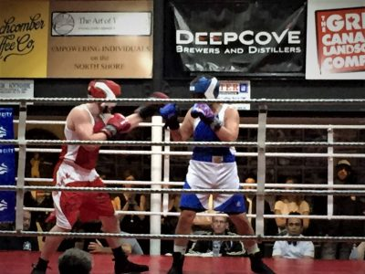 Griffins Boxing & Fitness 50/50